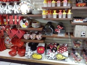 Disney Mickey Mouse Kitchen Décor