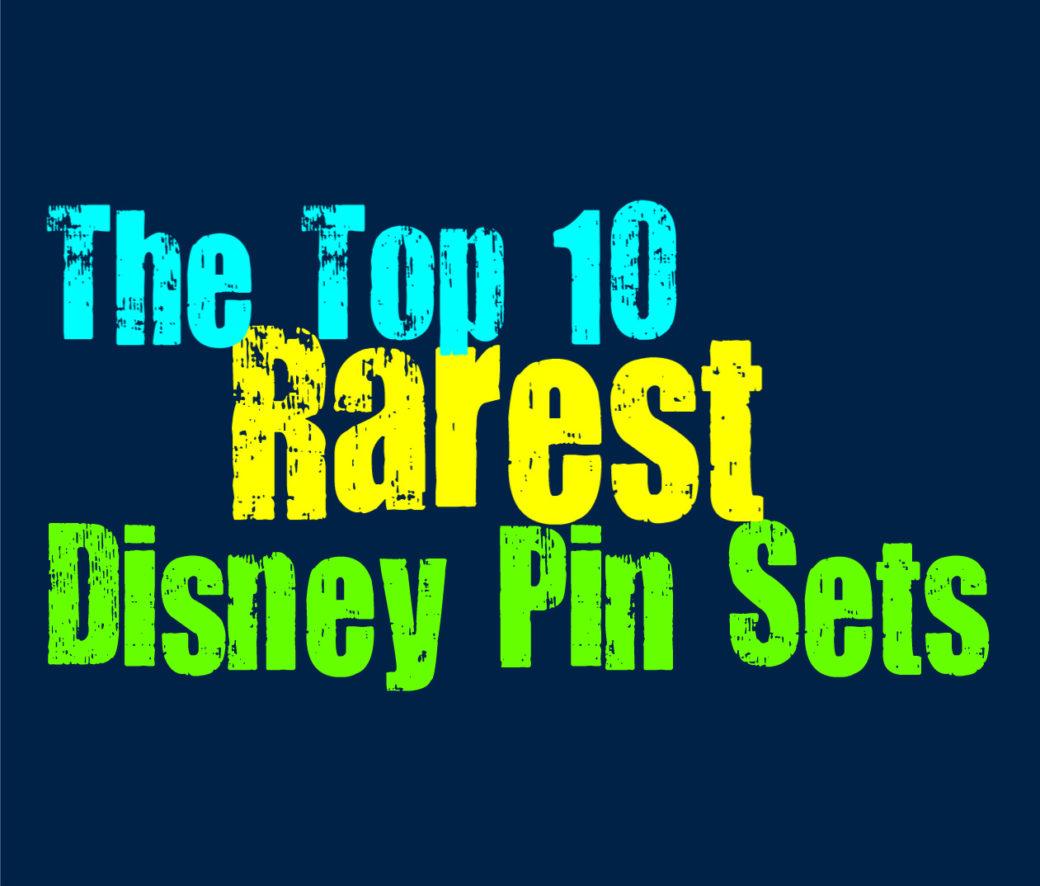 Rare Disney Pins 2018